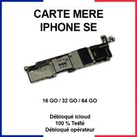 Carte mere pour iphone SE