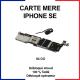 Carte mère pour iphone SE - 64 Go - Bouton home Noir