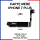 Carte mère pour iphone 7 plus - 32 Go - bouton bhome or