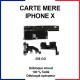 Carte mère pour iphone X - 256 Go - Avec face id