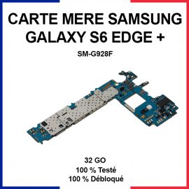 Carte mere pour Samsung Galaxy S6 Edge plus SM-G928F