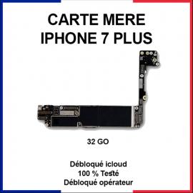 Carte mere iphone 7 plus - 32 Go